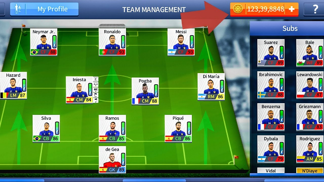 Dream League Soccer Apk For Android Download