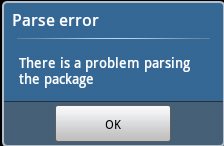 Fix-There-Was-A-Problem-Parsing-The-Package-Error