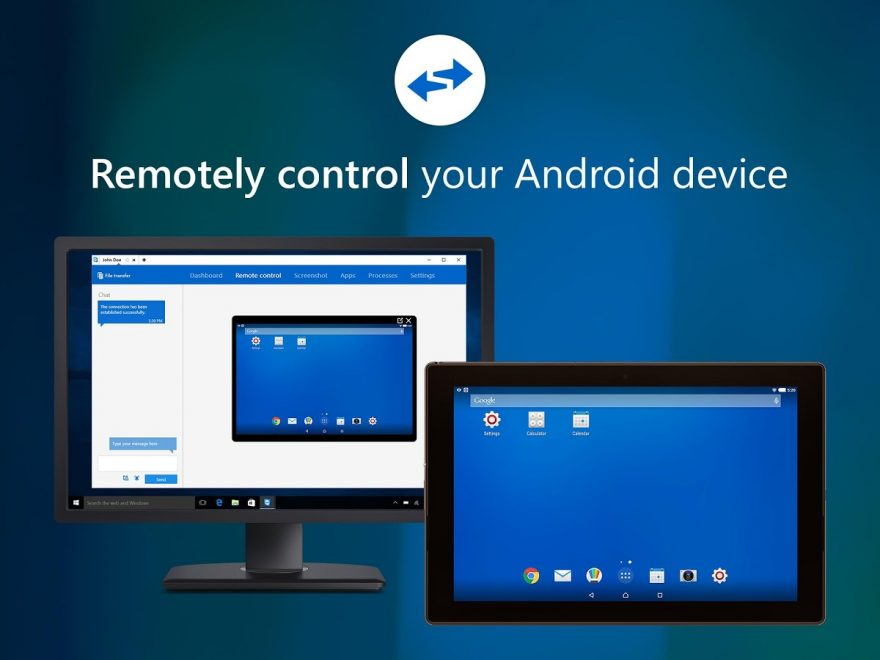 Samsung-Dive-Control-Android-App